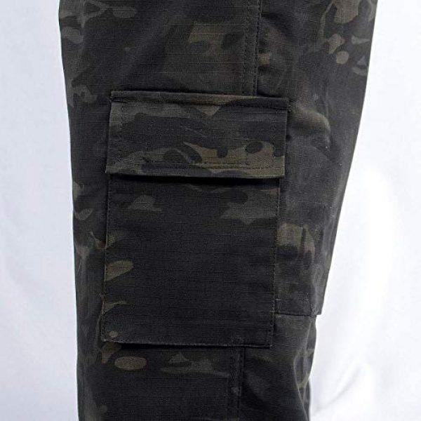 AKARMY Tactical Shirt 7 Unisex Lightweight Military Camo Tactical Camo Hunting Combat BDU Uniform Army Suit Set