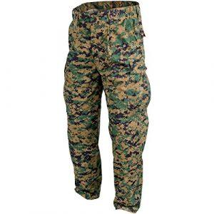 Helikon Tactical Pant 1 USMC Trousers Policotton Twill Digital Woodland