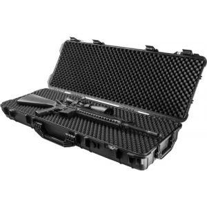 BARSKA Rifle Case 1 BARSKA Loaded Gear Watertight Hard Rifle Case, 44-Inch