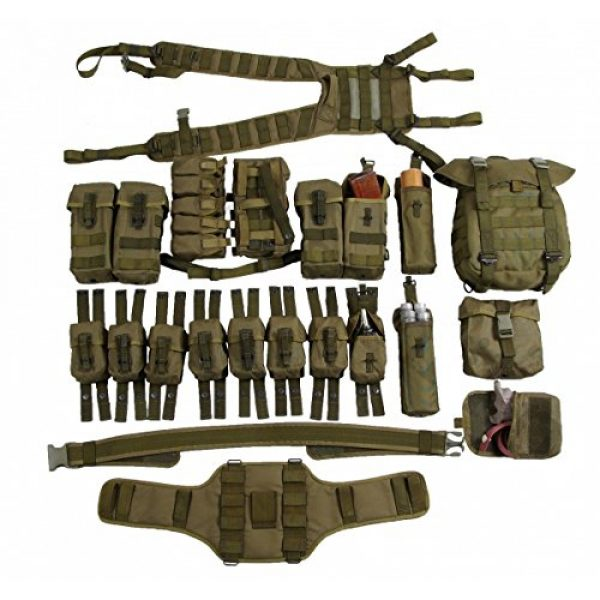 SSO/SPOSN Airsoft Tactical Vest 3 Russian Military Smersh Molle by SSO/SPOSN