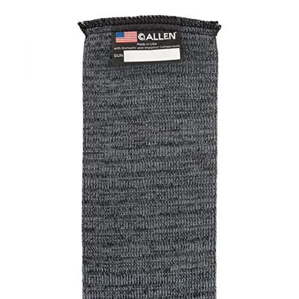 Allen Company Pistol Case 7 Allen Knit Hangun Gun Sock