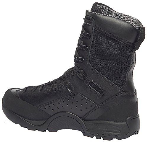 "Belleville Tactical Research TR Combat Boot 2 Belleville Tactical Research TR QRF Alpha B9WP 9"" Waterproof Boot - Black"