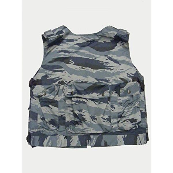 NANA Airsoft Tactical Vest 2 NaNa Russian Military Assault Vest V V 1 in Camo by ANA