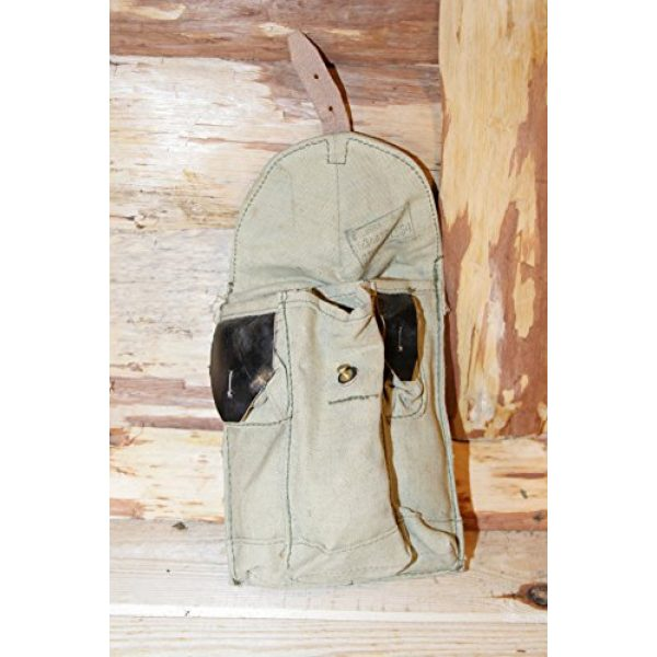 AK Tactical AK Magazine Pouch 4 Made in USSR 3x magazines canvas pouch holster For AK - Kalashnikov rifle and other