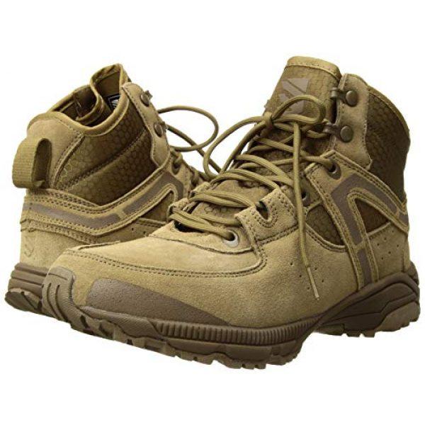 "BLACKHAWK Combat Boot 6 BLACKHAWK! BT06CY080M 6"" Trident Ultralite Boot Coyote 498 8/Medium 18337"