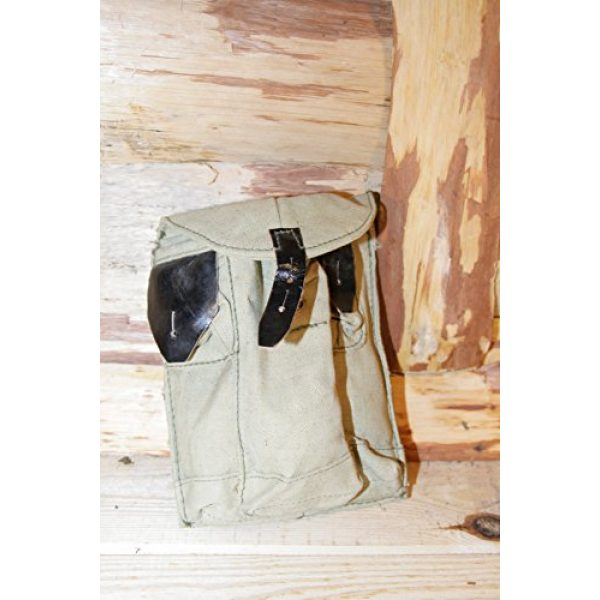 AK Tactical AK Magazine Pouch 2 Made in USSR 3x magazines canvas pouch holster For AK - Kalashnikov rifle and other