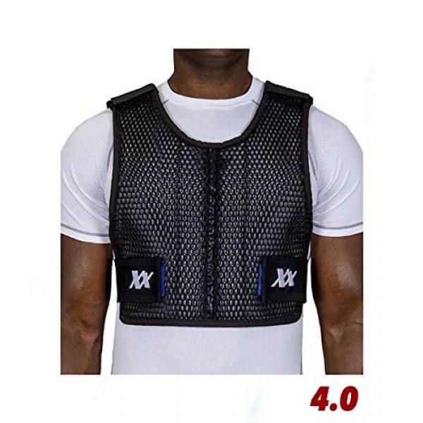 221B Tactical Airsoft Tactical Vest 1 221B Tactical Maxx-Dri Vest 4.0 - Body Armor Ventilation