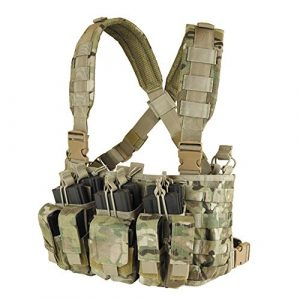 Condor Airsoft Tactical Vest 1 Condor Recon Chest Rig