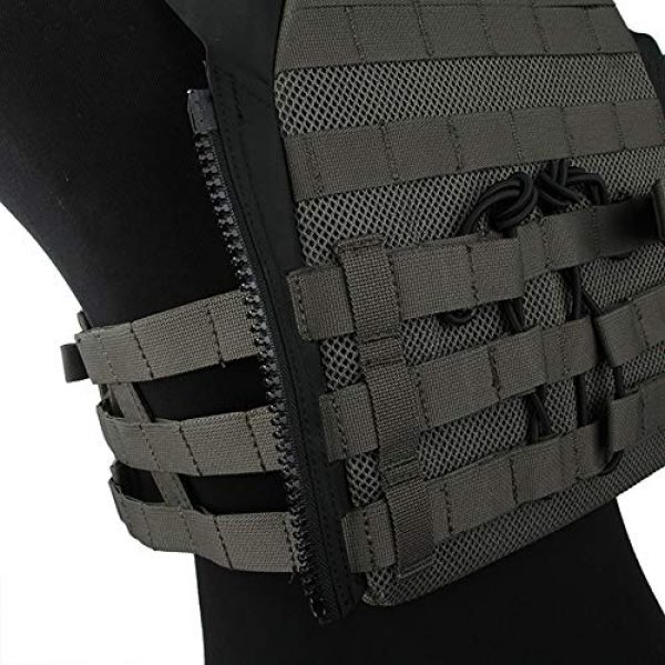 BGJ Airsoft Tactical Vest 4 TMC Tactical Vest Jump Plate Carrier JPC 2.0 Maritime Ver Ranger Green MOLLE Body Armor Molle Vest Hunting Airsoft Tactical Gear