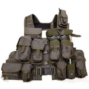 Sotnic Airsoft Tactical Vest 1 Russian Military GRANITE Tactical Assault Vest SET by SOTNIK by Sotnic