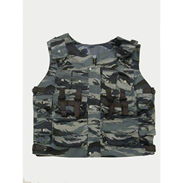 NANA Airsoft Tactical Vest 3 NaNa Russian Military V-95 Assault Vest by ANA