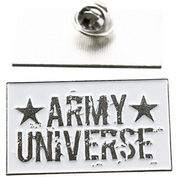 Army Universe Tactical Shirt 2 Desert Tan/Sand Military T-Shirt, Cotton Army ACU Uniform Tee with Official Pin