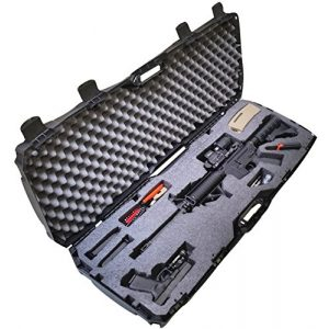 Case Club Rifle Case 1 Case Club AR15 Pre-Cut Carrying Case