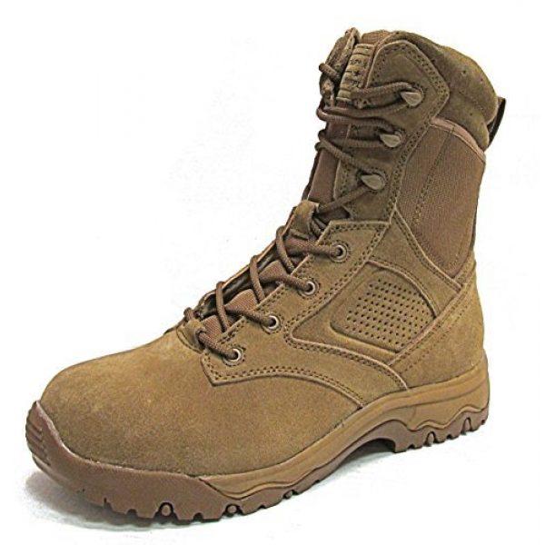 Military Uniform Supply Combat Boot 1 OCP Tactical Boots - Coyote