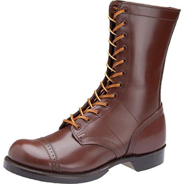 Corcoran Combat Boot 1 Men's 10 Inch Historic Brown Jump-M