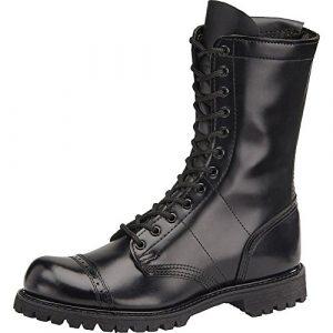 Corcoran Combat Boot 1 Men's Side Zipper Boot