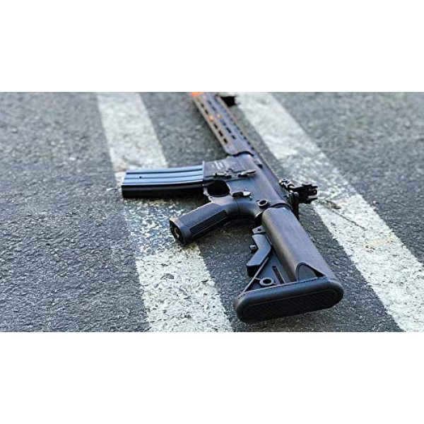 Adaptive Armament Airsoft Rifle 1 Adaptive Armament Specter Battle Rifle (Including Battery & Charger)