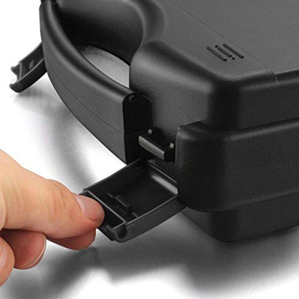 OBVIS Pistol Case 5 OBVIS Pocket Pistol Case (Black)