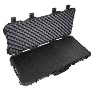 Case Club Rifle Case 1 Case Club Hard Waterproof Rifle Cases with Polyethylene/Convolute/Empty Interior