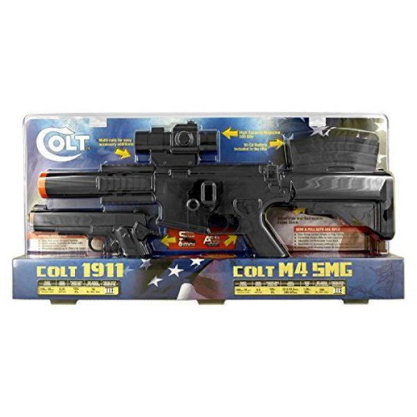 Maistruker Airsoft Rifle 2 Maistruker Colt M4 SMG and Colt 1911 Combo Airsoft Pack