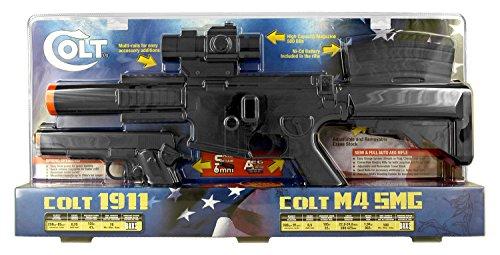 Maistruker  2 Maistruker Colt M4 SMG and Colt 1911 Combo Airsoft Pack
