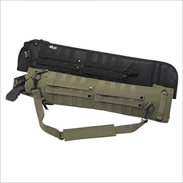 US PeaceKeeper Products Rifle Case 3 US PeaceKeeper P13035 Shotgun Scabbard (Black)