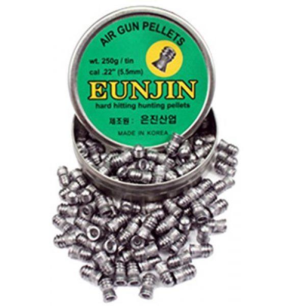 Eun Jin Air Gun Pellet 1 Eun Jin .22 Cal, 28.4 Grains, Domed, 125ct