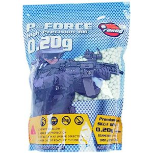 P-Force Airsoft BB 1 P-Force Super Premium Night Glow BB 0.20g/KG/Bag