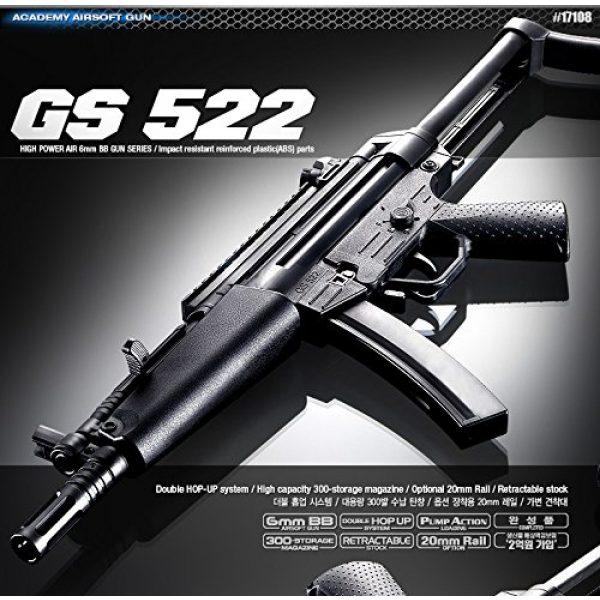 K-Crew Airsoft Rifle 1 K-Crew Academy GS 522 Air Gun Airsoft Gun Rifle #17108