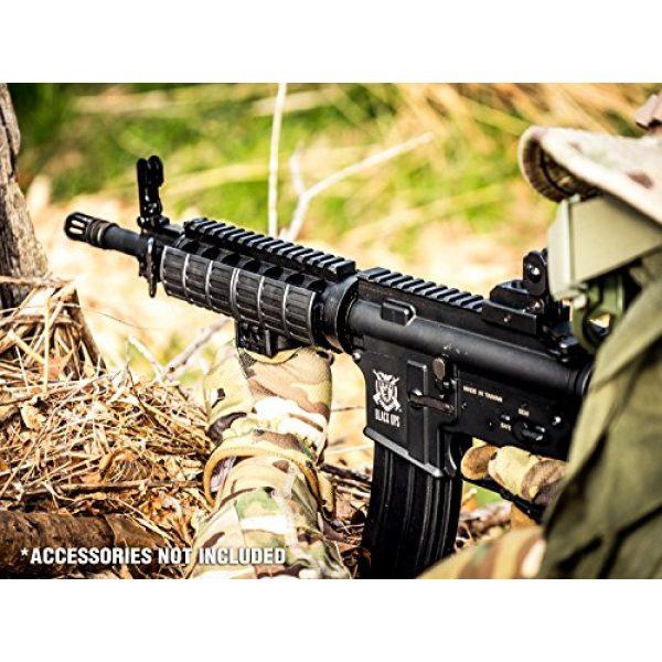 Black Ops Airsoft Rifle 7 Black Ops M4 Diamondback Airsoft AEG Rifle - Automatic Airsoft - Shoot .20 .25