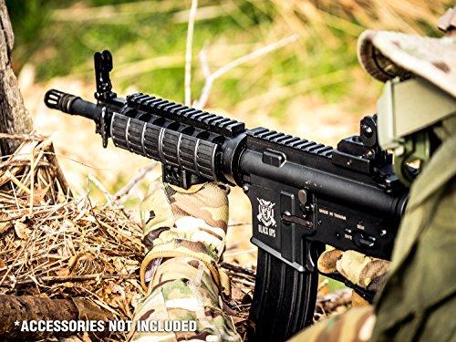 Black Ops  7 Black Ops M4 Diamondback Airsoft AEG Rifle - Automatic Airsoft - Shoot .20 .25