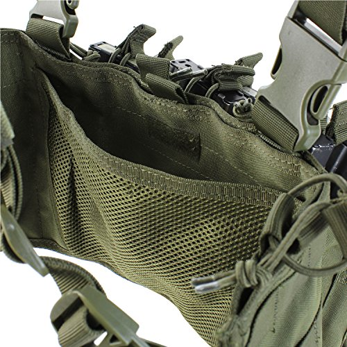 Condor Airsoft Tactical Vest 5 Condor Recon Chest Rig