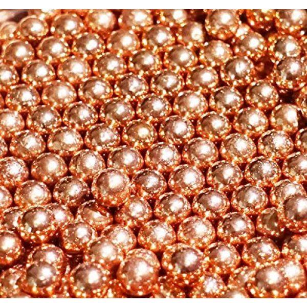 BC Precision Air Gun Pellet 1 BC Precision 1000 ct Copper Plated Steel Metal BBS 4.5mm (.177 Cal)