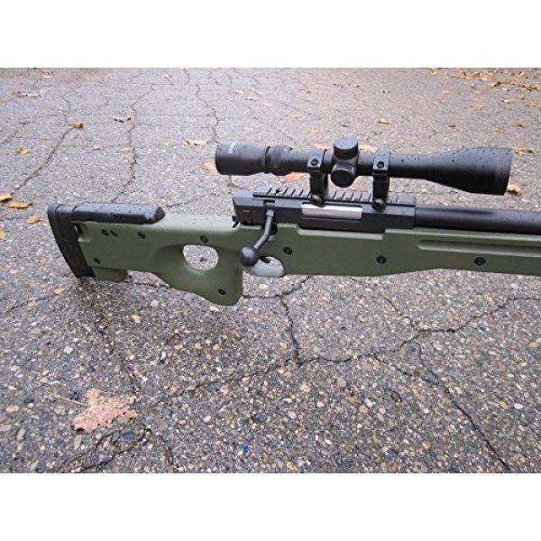 Well Airsoft Rifle 3 wellfire mk96 bolt action awp sniper rifle w/ scope and bipod - od(Airsoft Gun)