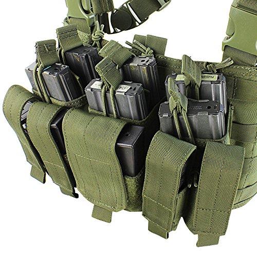 Condor Airsoft Tactical Vest 3 Condor Recon Chest Rig