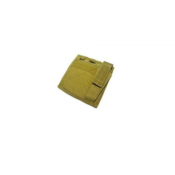 Airsoft Mega Armory Tactical Pouch 1 Airsoft Mega Armory AMA Tactical MOLLE Flat Admin Pouch