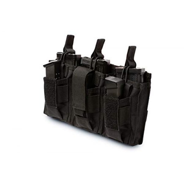 Antila Tactical Pouch 1 Antila Excelling Magazine Pouch for Pistol and Gun - High Speed, Secure and Durable. Bandana and 2 Great Ebooks Included