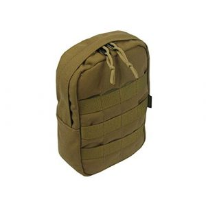 Tactic World Tactical Pouch 1 MOLLE Tactical Pouch Bag Middle Transport Utilitarian Waterproof