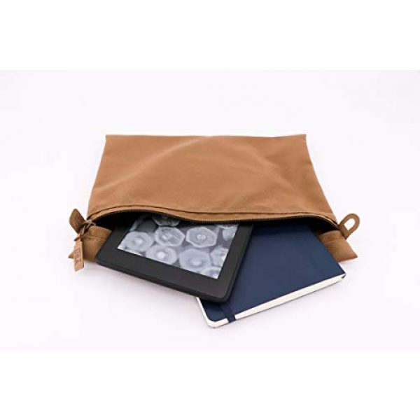 Battle Board Tactical Pouch 7 Battle Board Tactical Zip Pouch - Coyote Accessory Pouch