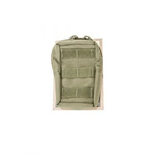 HSGI Tactical Pouch 1 High Speed Gear Mini Radio Utility Pouch, Made in The USA, Olive Drab