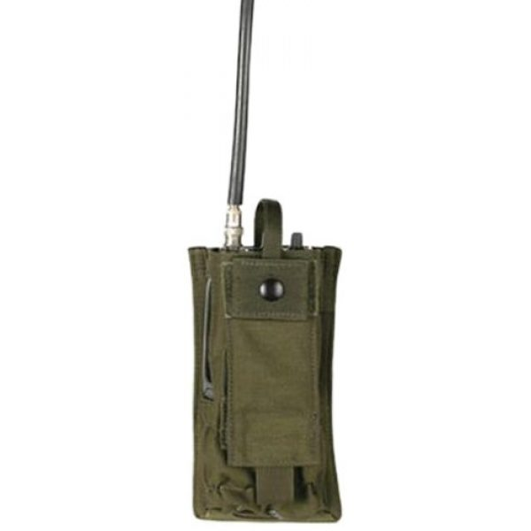 BLACKHAWK Tactical Pouch 1 BLACKHAWK S.T.R.I.K.E. MBITR Radio Pouch