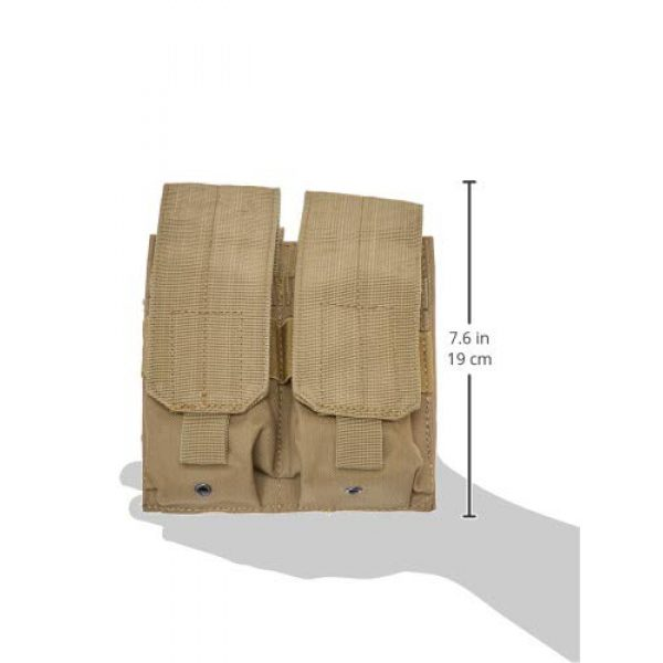 5ive Star Gear Tactical Pouch 3 5ive Star Gear ARDP-5S M14 M16 Double Magazine Pouch