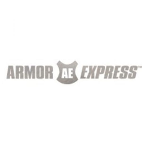 Armor Express Tactical Pouch 1 Armor Express Base Pouch Utility Small - 3 X 5 - Zip - Black - TPVUG3X5BLK