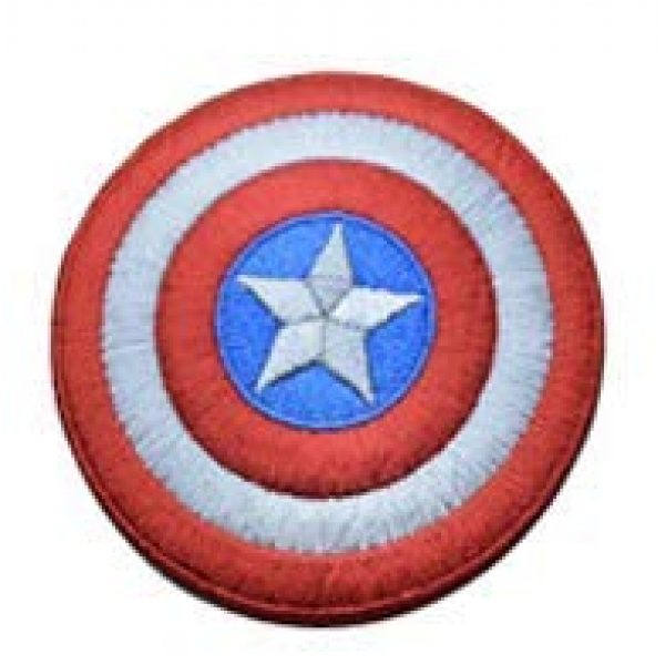Embroidered Patch Airsoft Morale Patch 5 9pc Marvel Avengers Super Hero 3D Tactical Patch Military Embroidered Morale Tags Badge Embroidered Patch DIY Applique Shoulder Patch Embroidery Gift Patch