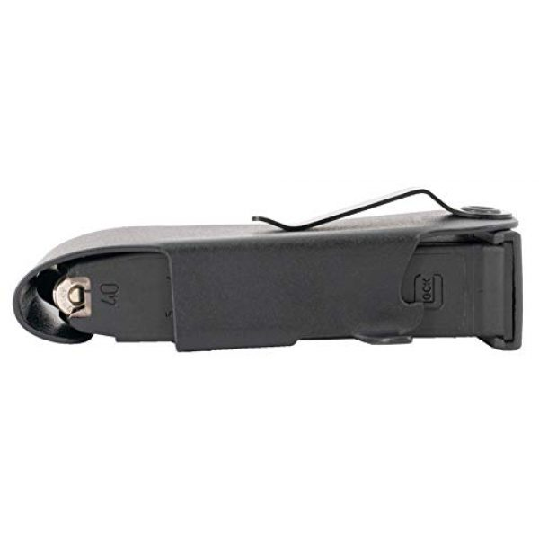 1791 GUNLEATHER Tactical Pouch 5 1791 GUNLEATHER SNAGMAG - Glock Magazine Holster - Right Handed Concealed Mag Holster Glock 43, 17, 19, 22, 23, 26, 27, 32, 33 and More