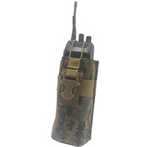 Fire Force Tactical Pouch 1 Fire Force MOLLE JTRS Radio Pouch Made in USA
