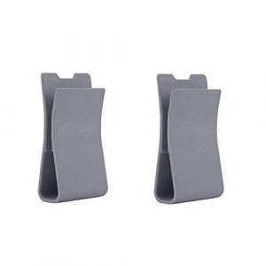 OAREA Tactical Pouch 1 OAREA 2pcs/Set Hunting Tactical Molle Vest Nylon Mag Magazine Pouch Insert Set Mag Carrier Clip