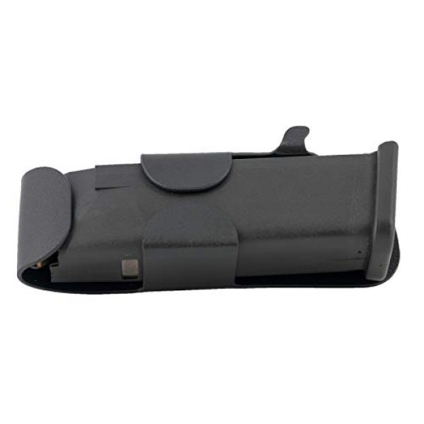 1791 GUNLEATHER Tactical Pouch 3 1791 GUNLEATHER SNAGMAG - Glock Magazine Holster - Right Handed Concealed Mag Holster Glock 43, 17, 19, 22, 23, 26, 27, 32, 33 and More