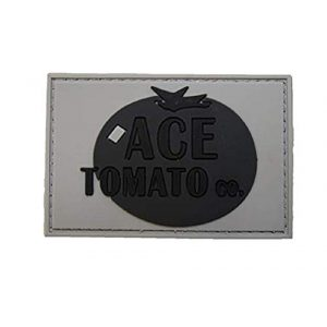 The Tactical Medic Airsoft Morale Patch 1 The Tactical Medic Ace Tomato Company Morale Patch (Gray Scale)