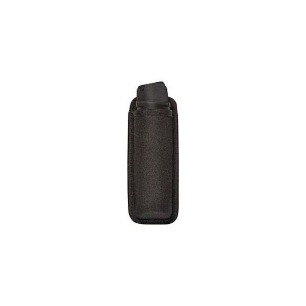 Bianchi AccuMold Tactical Pouch 1 Bianchi PatrolTek 8008 OC/Mace Open Top Pouch - Def Tec MK-2 Canister